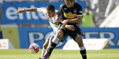 Matías Rubio marcó un gol en el clásico del 15 de marzo 2009 / Photosport