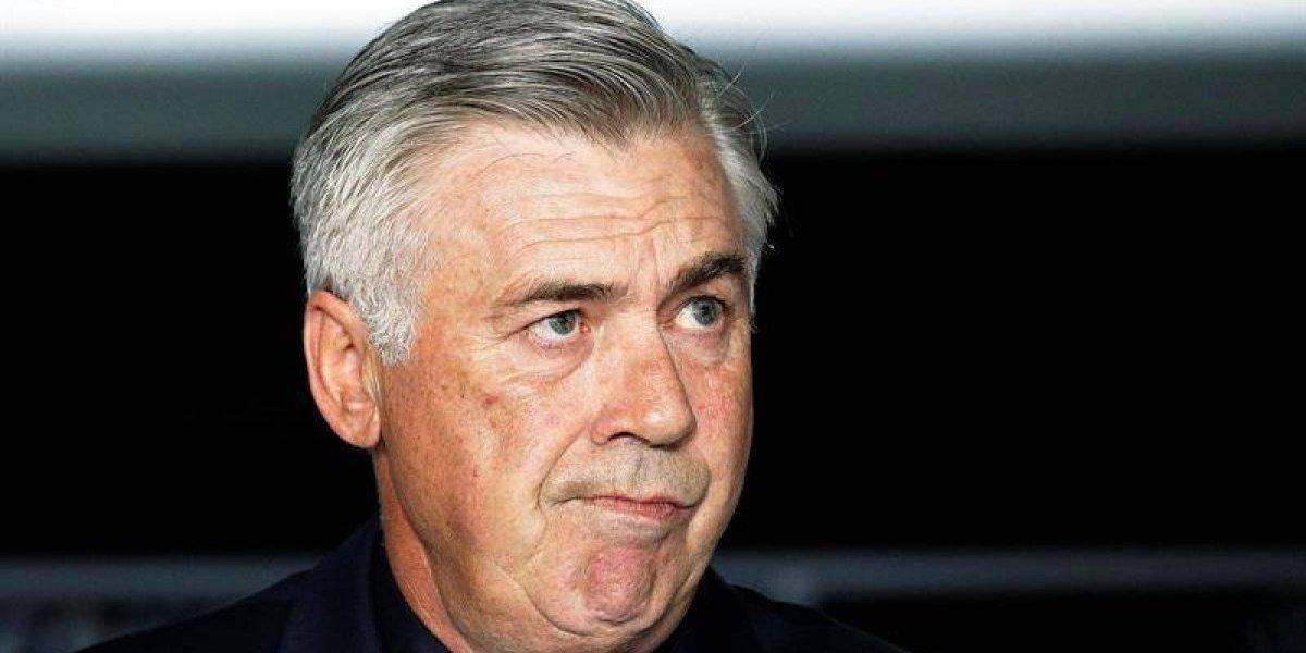 Terremoto en el Bayern de Vidal: Ancelotti dejó la banca tras goleada ante PSG