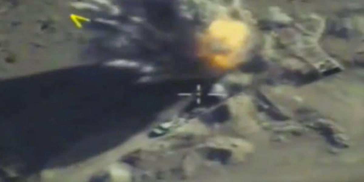 Estado Islámico ataca aldea siria