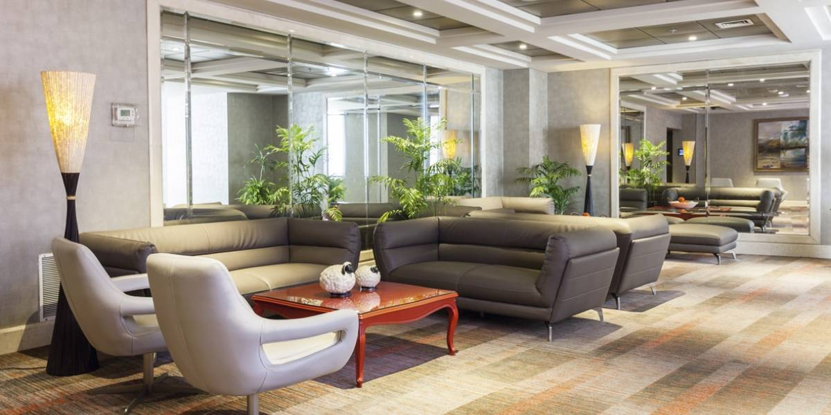 Intercontinental Santiago Hotel: Inspiración cosmopolita