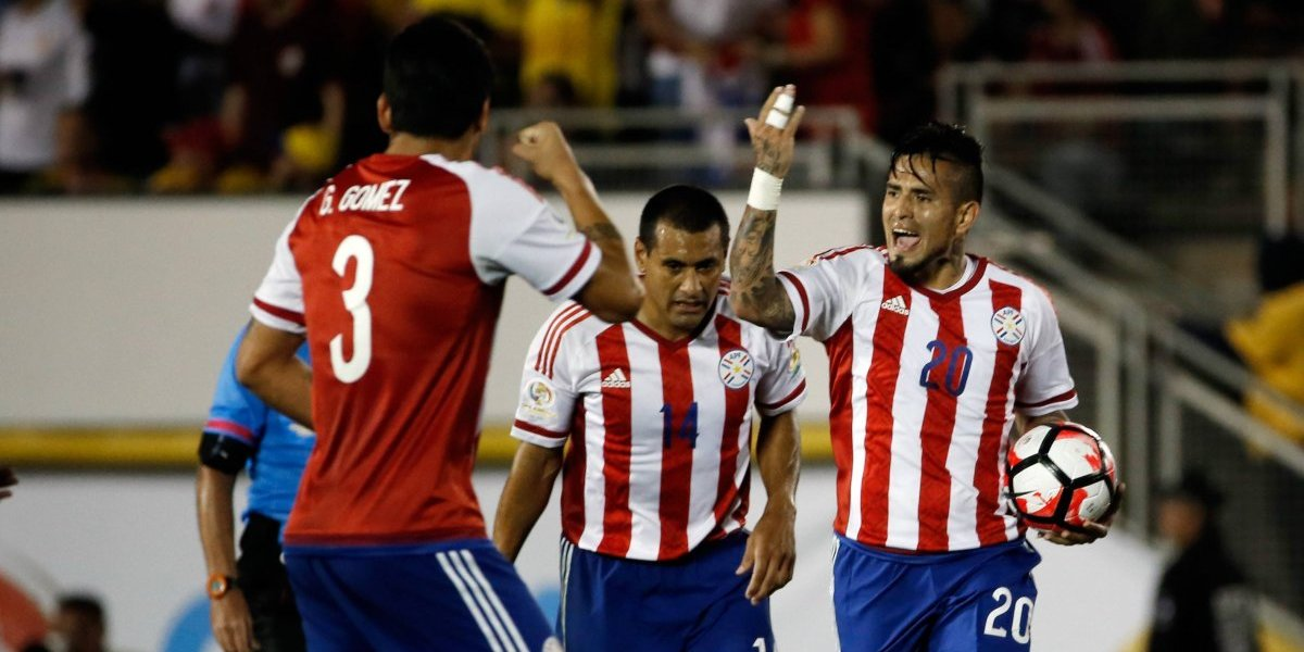 Paraguay convocó al delantero que le ocasionó la derrota al Real Madrid