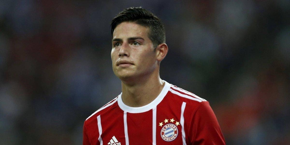 Cinco cosas que debe cambiar James, ahora que no está Ancelotti