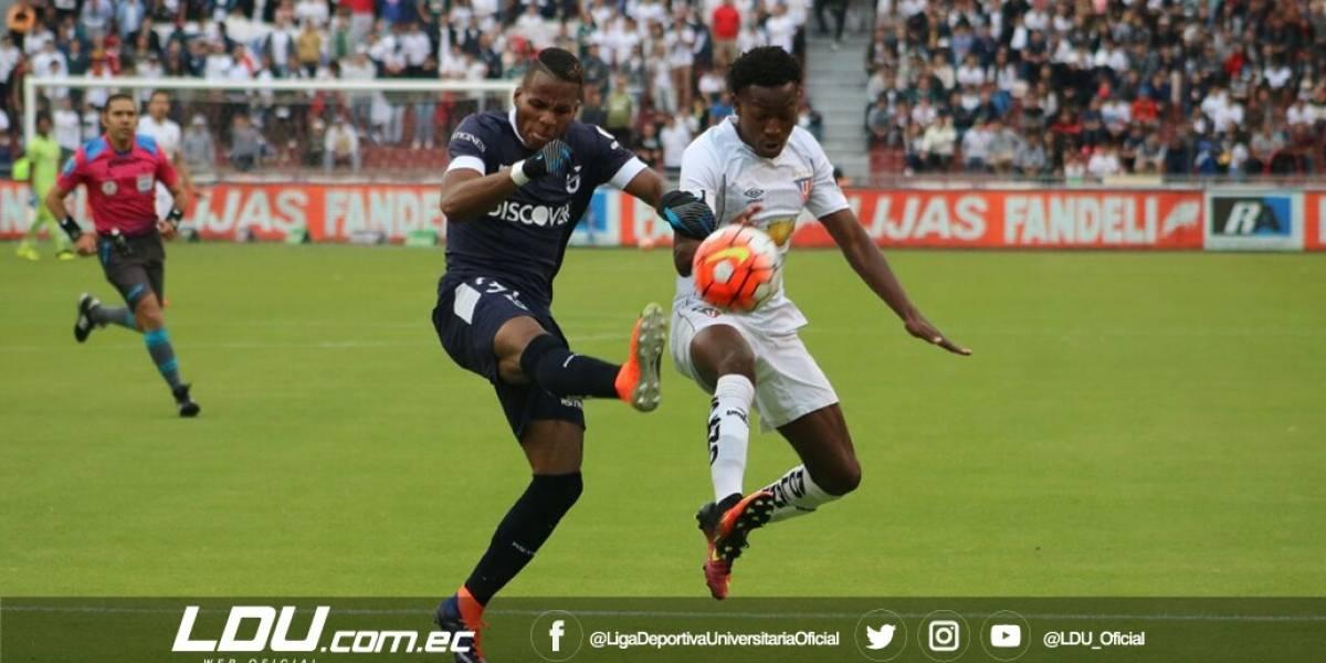 Malas noticias para los hinchas de Liga de Quito
