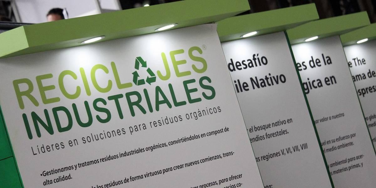 """Ministro Mena en Fitga 2017: """"Los residuos se deben transformar en una industria de recursos"""""""