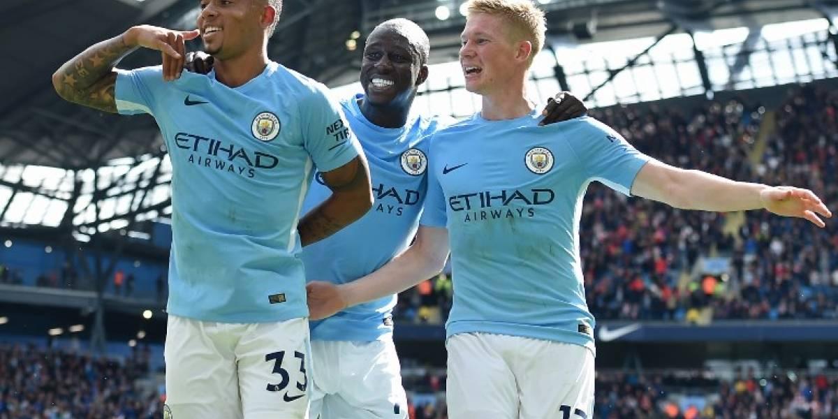 Millonario fichaje del Manchester City se rompe el ligamento cruzado