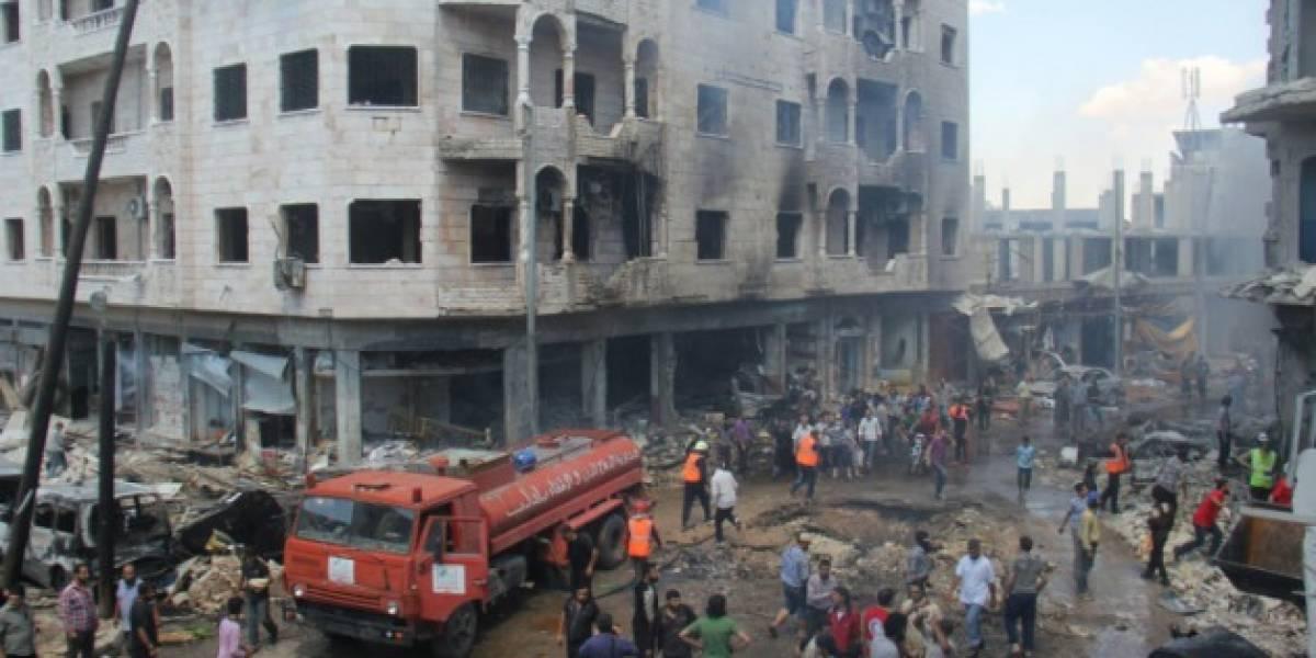 Rusia desmiente muerte de 150 civiles durante ataques aéreos en Idleb
