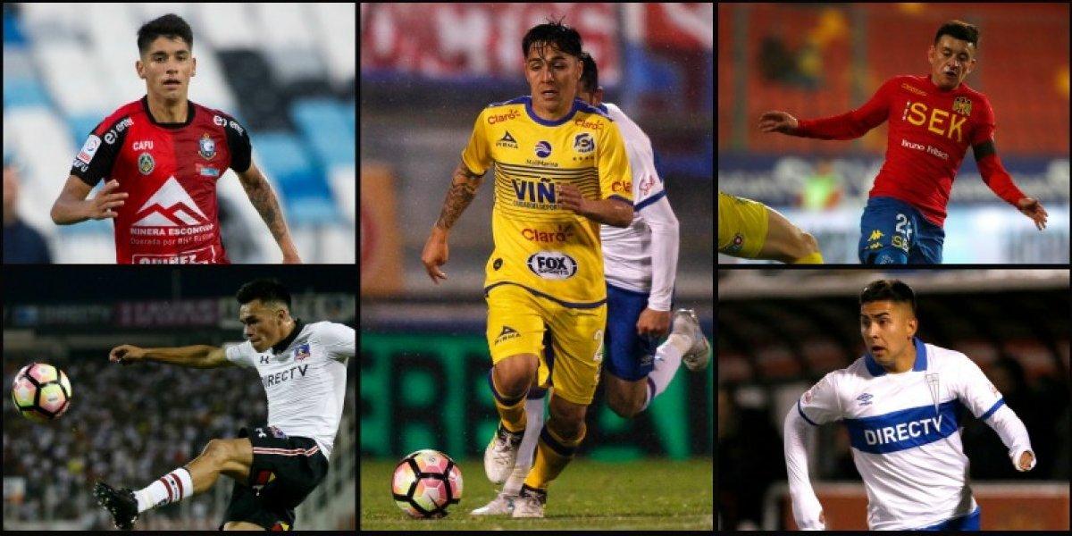 Jaime Carreño es el rey de los juveniles: los 10 jugadores Sub 20 que más minutos han sumado en el Transición