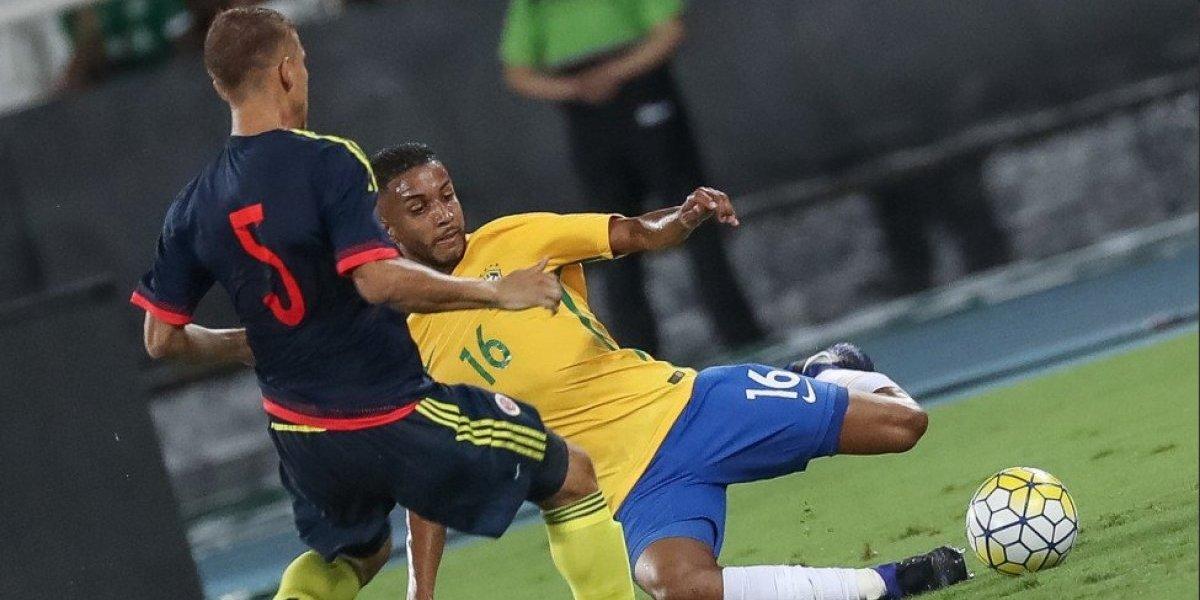 Brasil cita a un debutante para reemplazar al lesionado Filipe Luis
