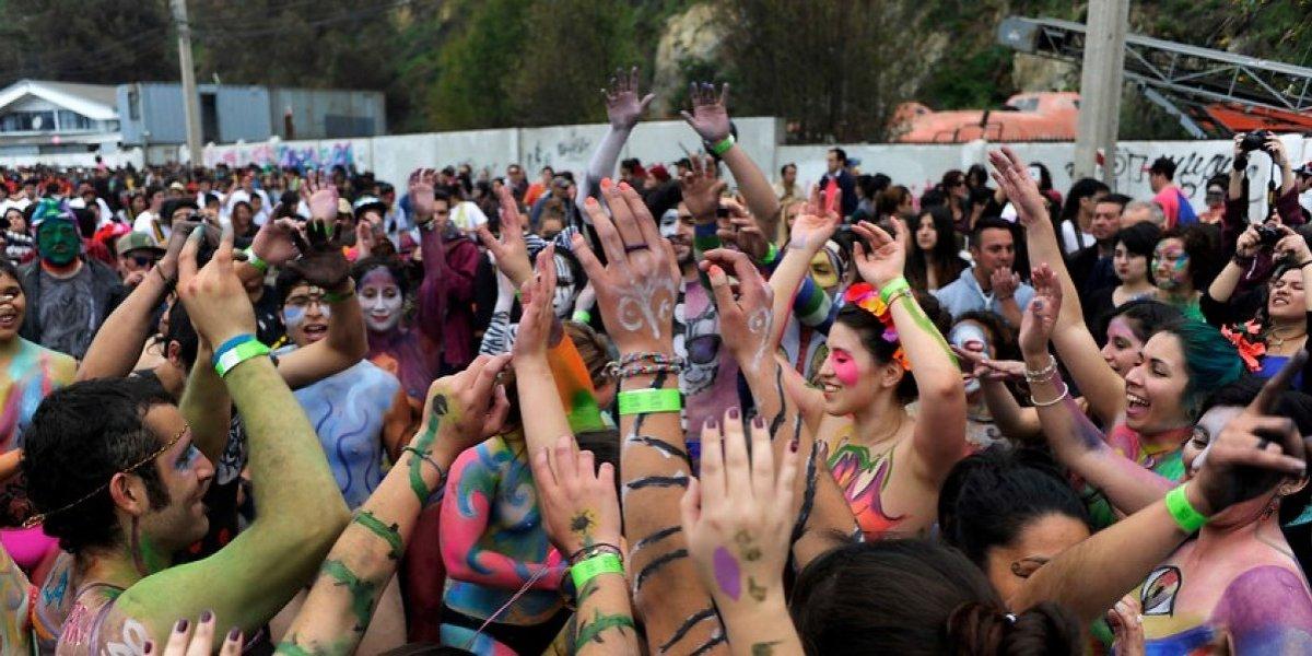 Este fin de semana se realiza el Festival Mil Tambores de Valparaíso: ¿Es el Woodstock de Chile?
