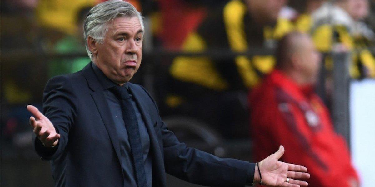 Carlo Ancelotti es cesado como técnico del Bayern de Múnich
