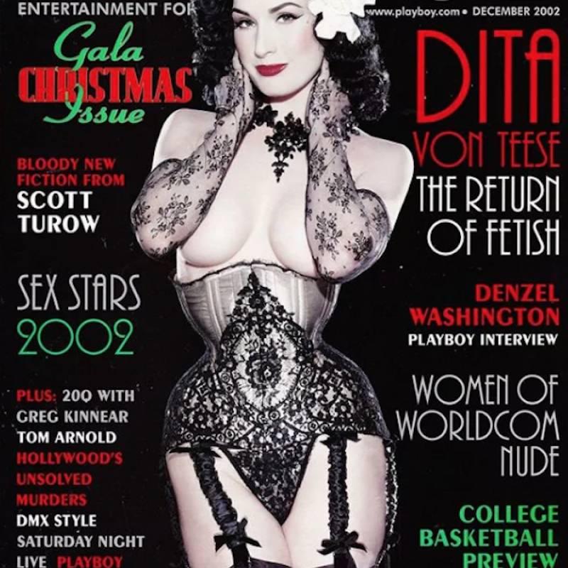 La década de 2000 comenzaba a mostrar otras estéticas. Sobre todo la de la elegante Dita Von Teese.