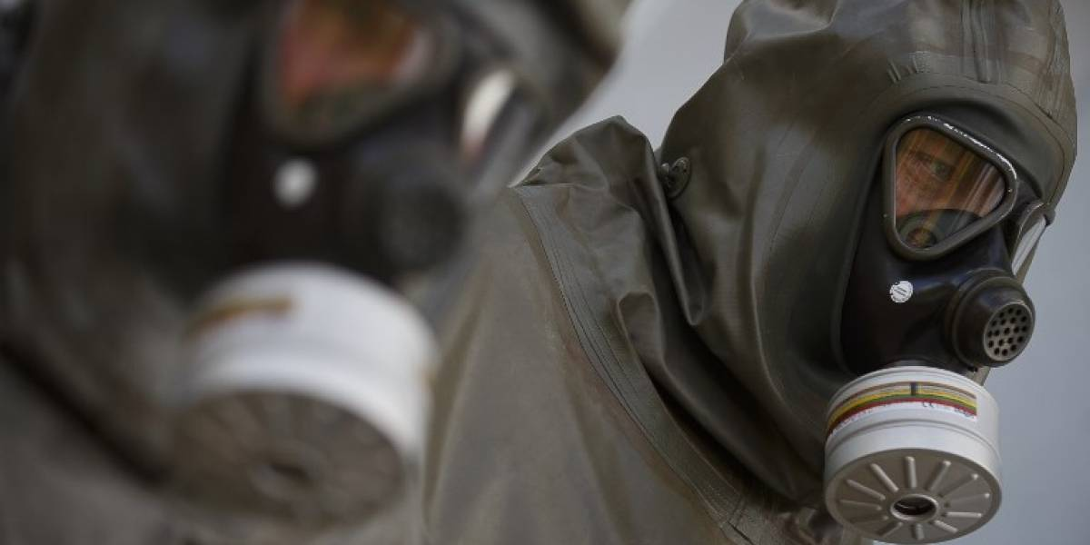 Estados Unidos destruye armas químicas abandonadas en Panamá
