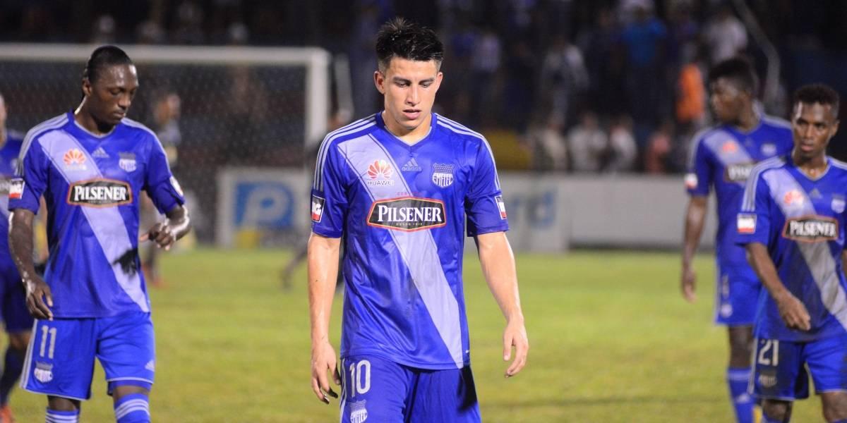 Fernando Gaibor, baja de la Selección de Ecuador en Eliminatorias