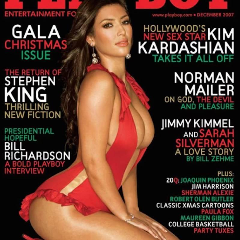Kim Kardashian fue uno de sus últimos grandes fichajes, apenas esta comenzaba a facturar con su programa.