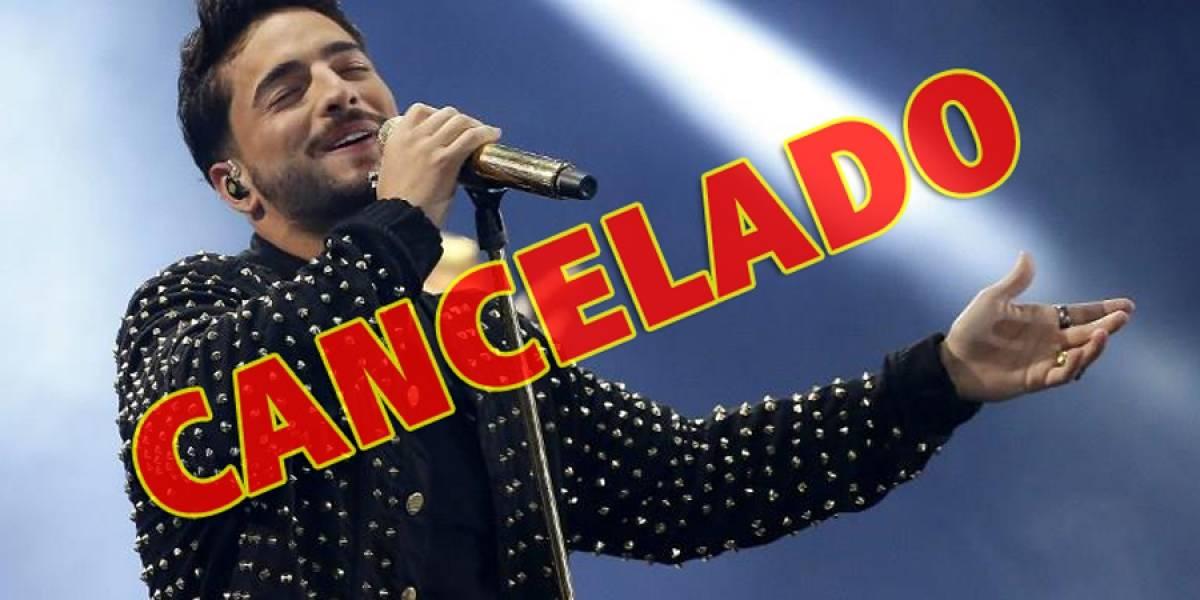 Se cancela el concierto de Maluma en Guatemala en octubre