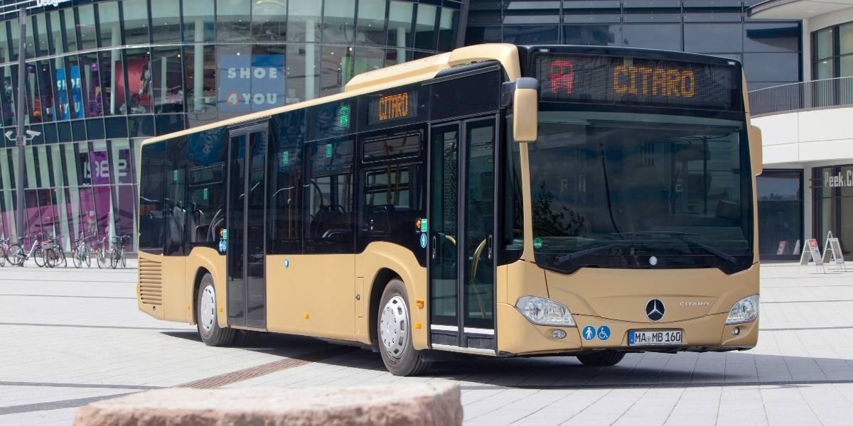 Kaufmann y Metbus ponen el primer bus con Wifi en Transantiago