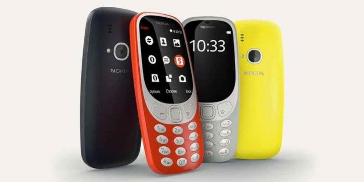 Nokia 3310 regresa al mercado con un nuevo estilo