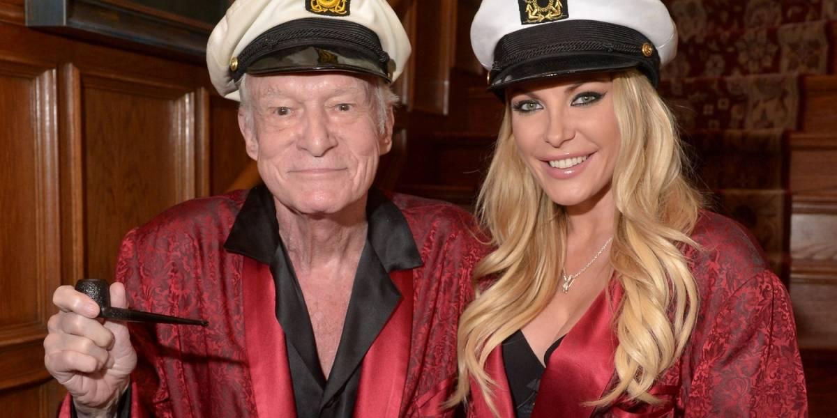 Tristeza en el mundo Playboy tras muerte de Hugh Hefner