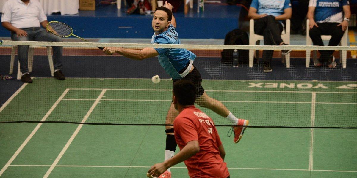 Kevin Cordón amenaza con llevarse el título del International Series Guatemala