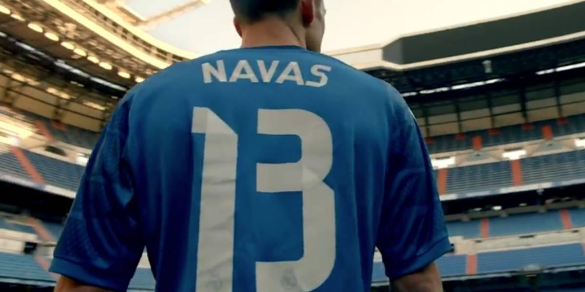 """Mira el primer tráiler de """"Hombre de fe"""", la película sobre la vida de Keylor Navas"""
