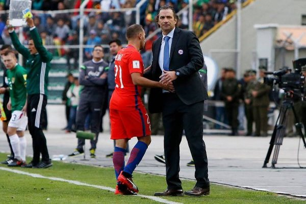 Marcelo Díaz es la principal ausencia del listado / imagen: Photosport