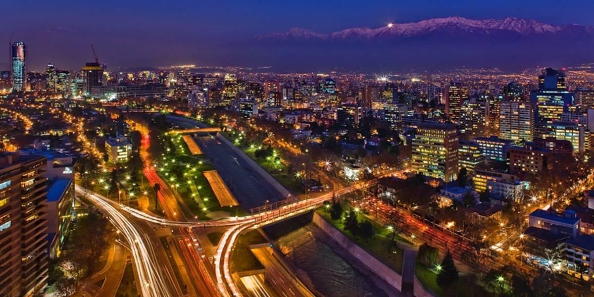 Santiago, entre las 30 peores ciudades del mundo para conducir