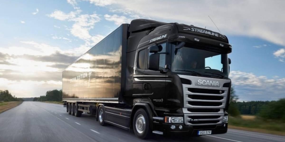 Europa multa a Scania por cartel de camiones
