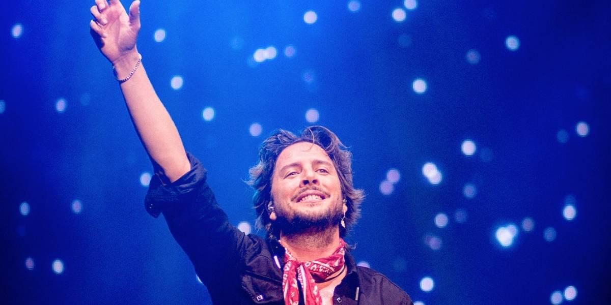 Manuel Carrasco ofrece espectacular concierto en Guadalajara