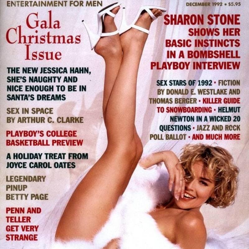 """Sharon Stone, en pleno auge de su carrera por """"Bajos Instintos"""""""