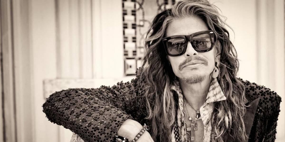 Preocupación por Steven Tyler: Sufrió convulsiones antes de cancelar su concierto en Chile
