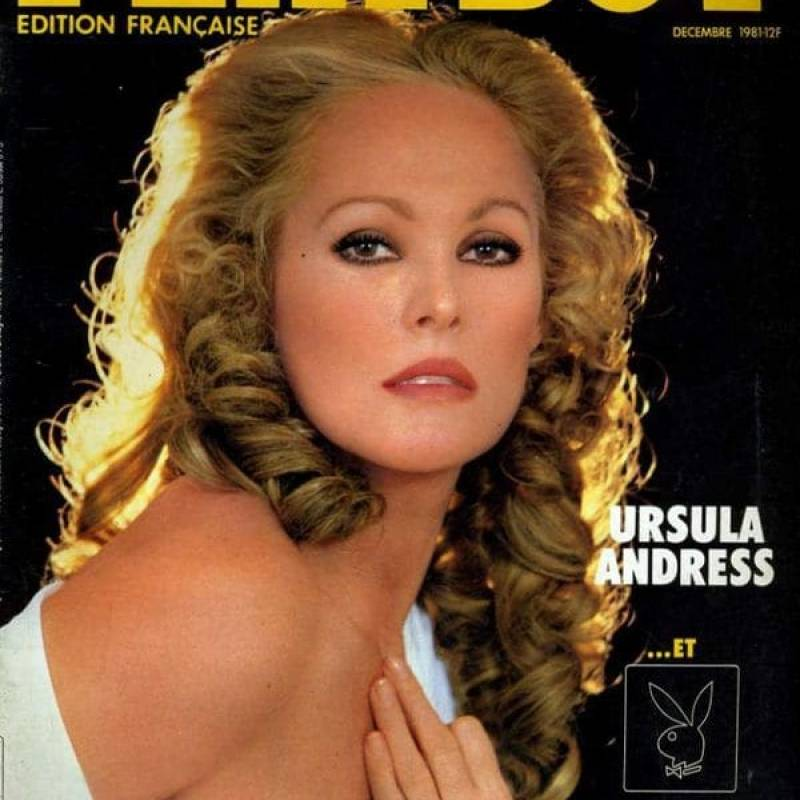 Úrsula Andress, chica Bond de los 60.