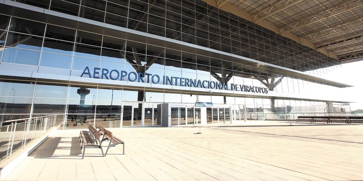 Armados de fuzis, bandidos roubam joias e dólares no aeroporto de Viracopos