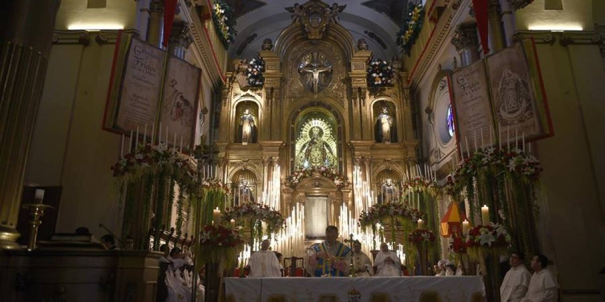 El Mes del Rosario inicia este domingo con su histórica procesión