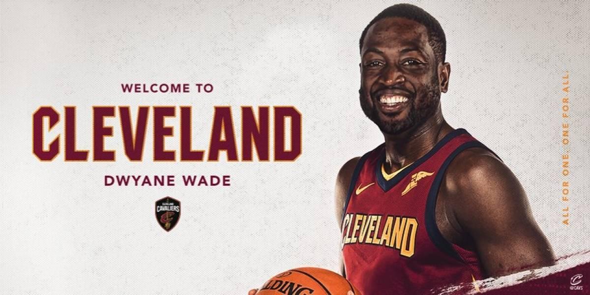 Otro golpe en la NBA: Wade deja Chicago y vuelve con su amigo LeBron en Cleveland