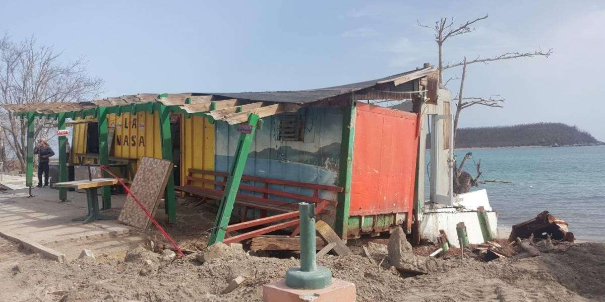 Byankah Sobá coordina ayuda para Vieques