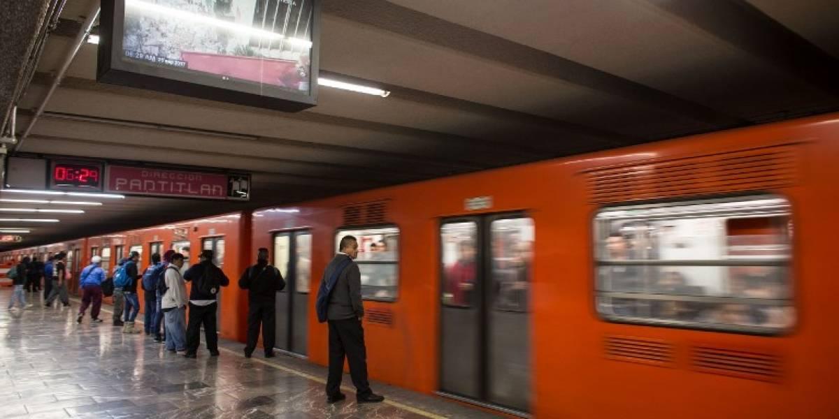 Imágenes inéditas muestran cómo se vivió el terremoto en el metro de México