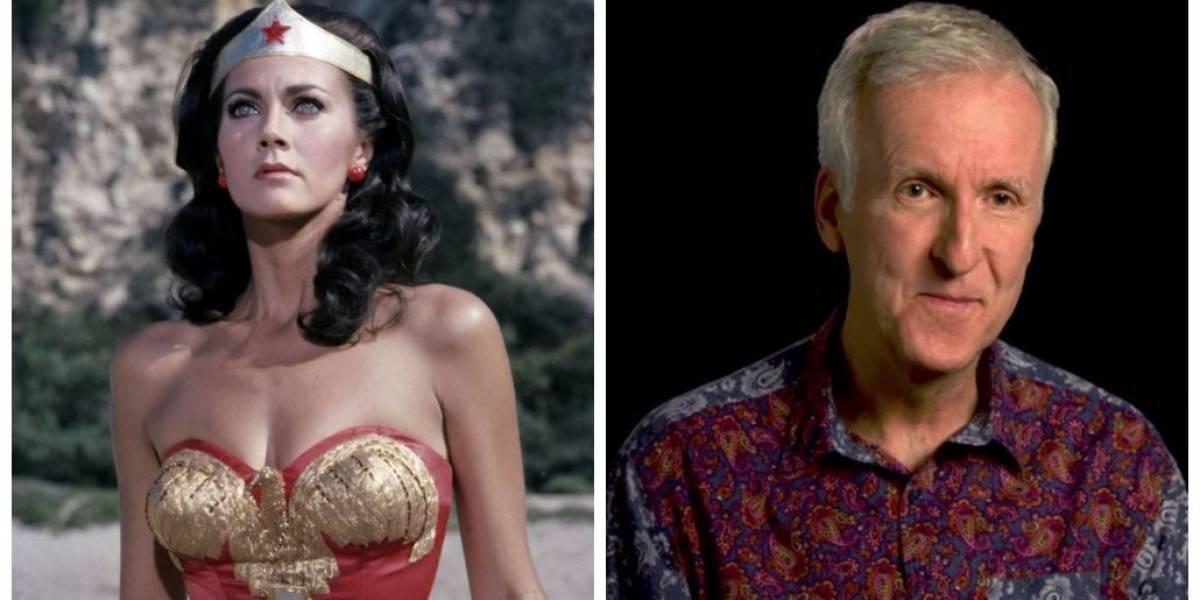 Lynda Carter responde críticas de James Cameron sobre filme — Mulher-Maravilha