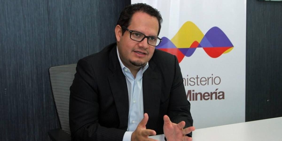Ecuador busca llegar a 4.500 millones de inversión en minería