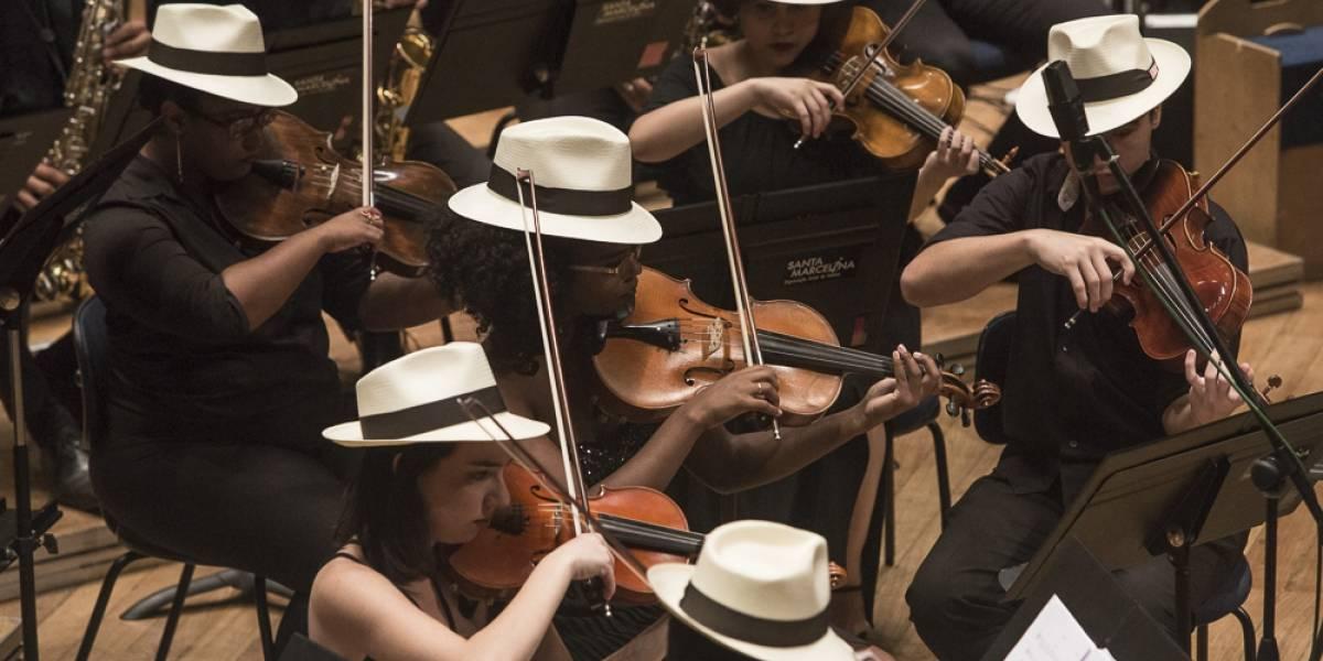Orquestra Jovem Tom Jobim faz concerto online neste sábado