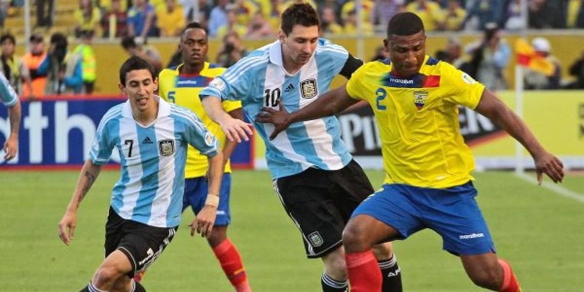 Arranca la venta de entradas para Ecuador vs. Argentina