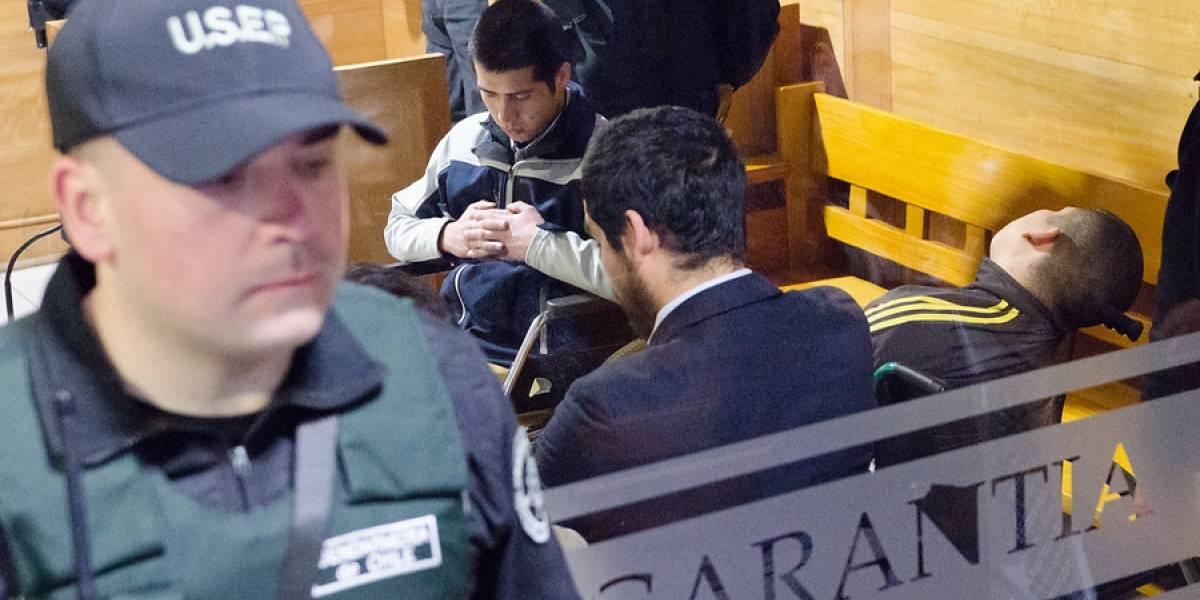 Tribunal de Temuco mantiene prisión preventiva a cuatro comuneros en huelga de hambre