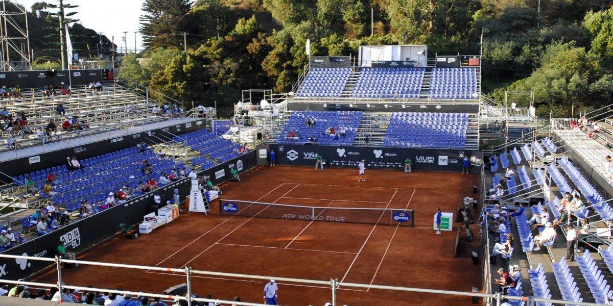 Viña del Mar y Santiago se pelean para albergar la próxima Copa Davis