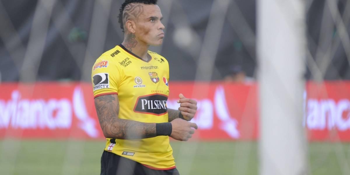 Libertadores: ¿Cuántos partidos de sanción tienen Álvez y Márquez?