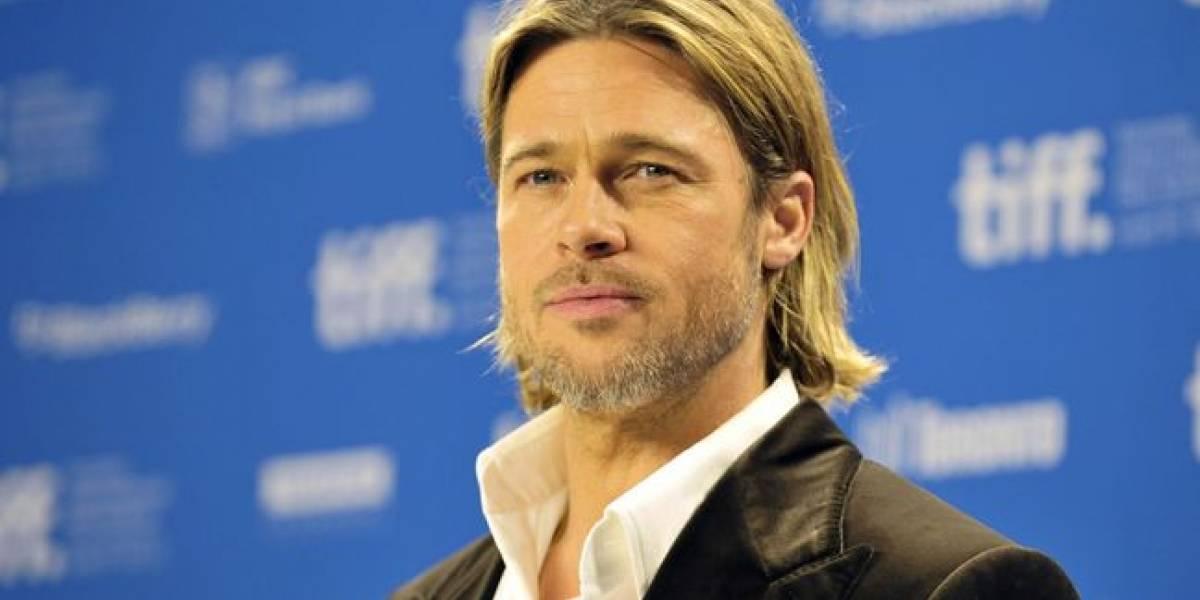 Nueva novia de Brad Pitt es muy parecida a Angelina Jolie