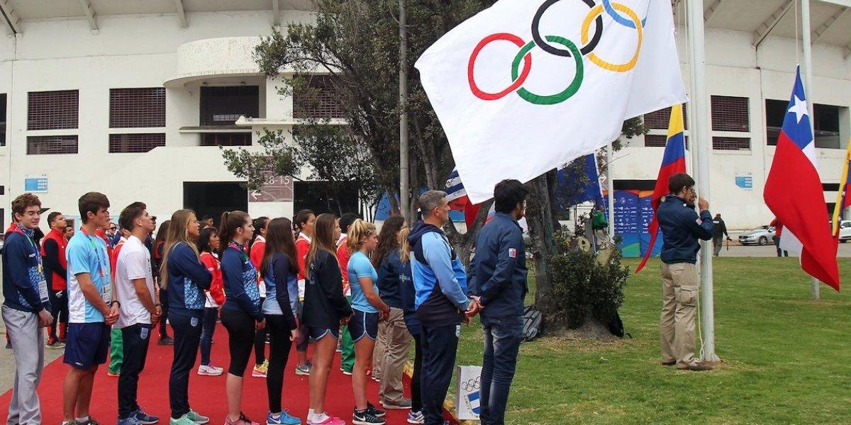 Chile le abre las puertas a los deportistas en los II Juegos Suramericanos de la Juventud Santiago 2017