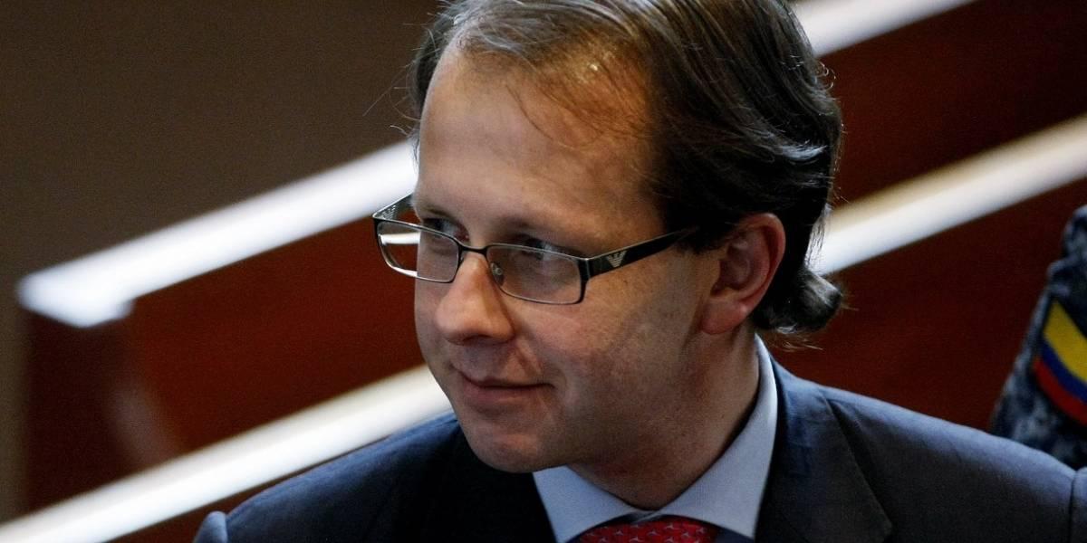 Fiscalía de EE.UU. rechaza recurso contra extradición de Andrés Felipe Arias