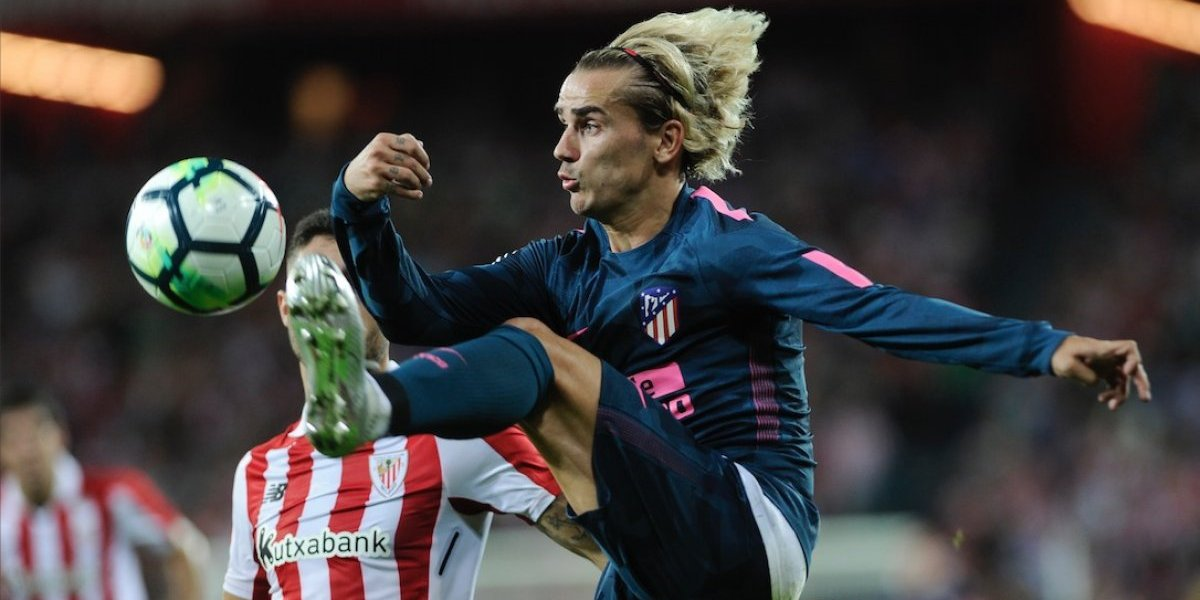 Antoine Griezmann, jugador del Atlético de Madrid, se vuelve novelista