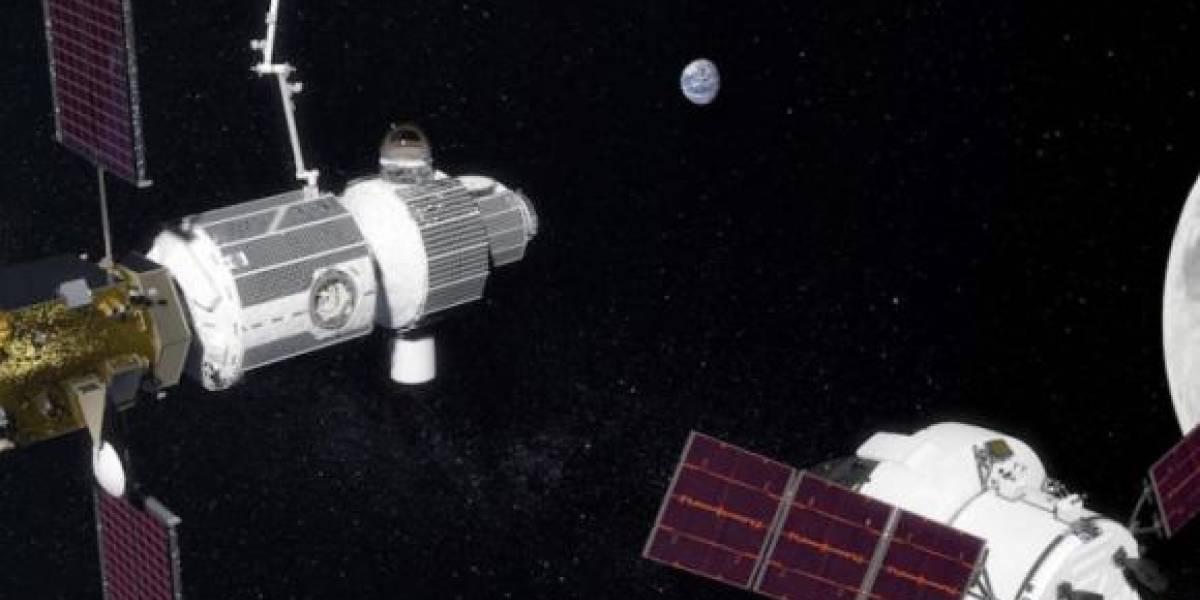 Itália participará de projeto para estação espacial na Lua
