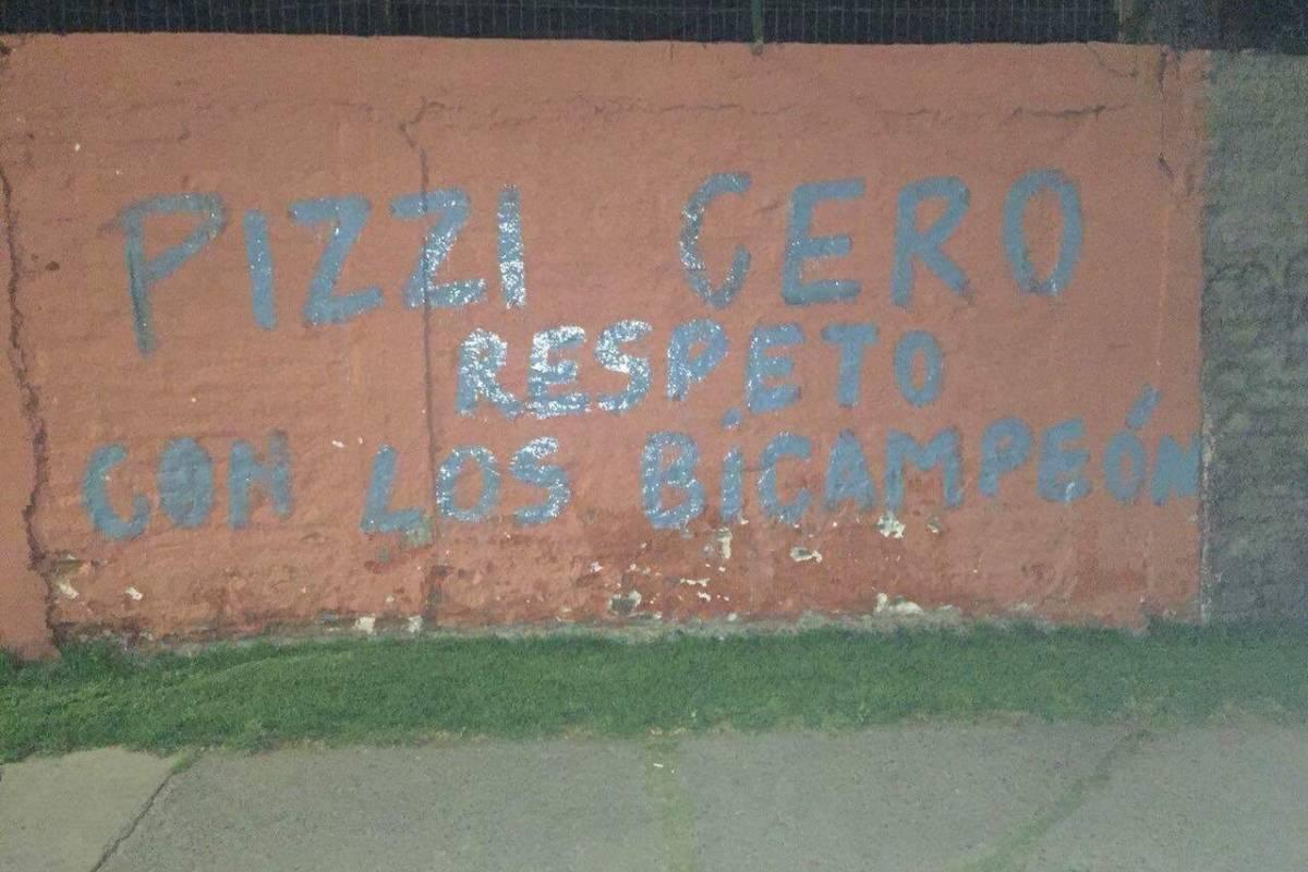 Todo contra Pizzi en Juan Pinto Durán - Gentileza