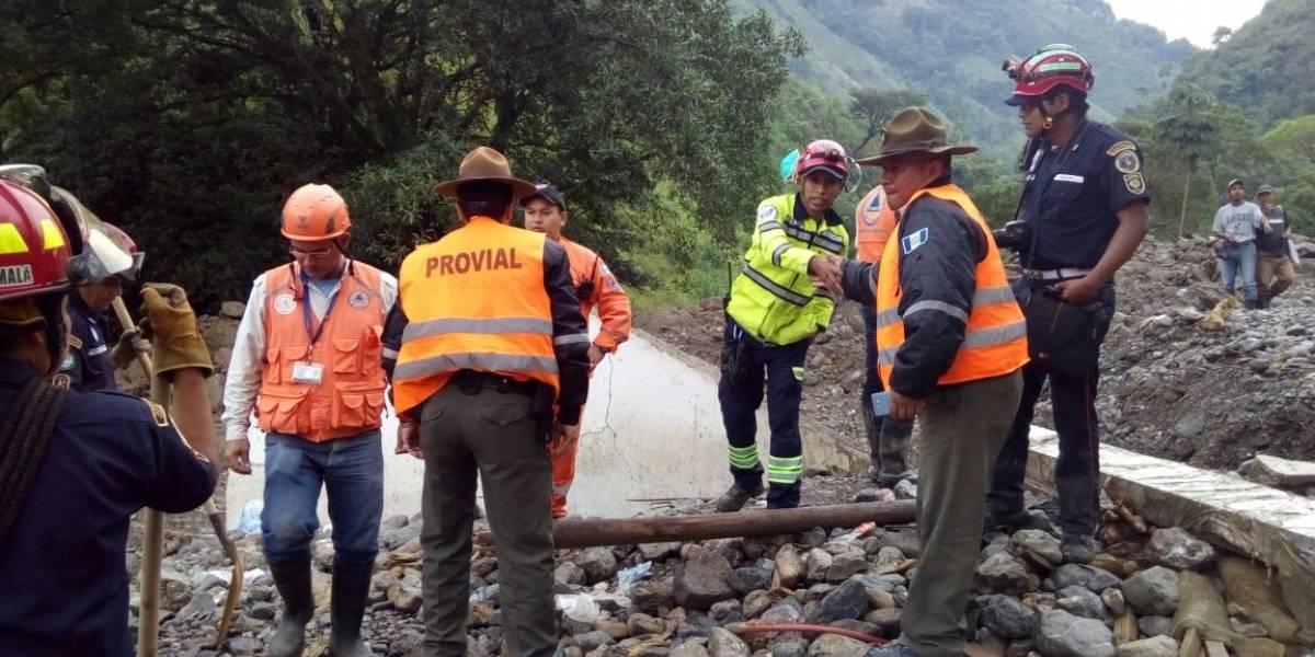 Localizan a niño fallecido; podría ser la sexta víctima del deslizamiento en Tamahú